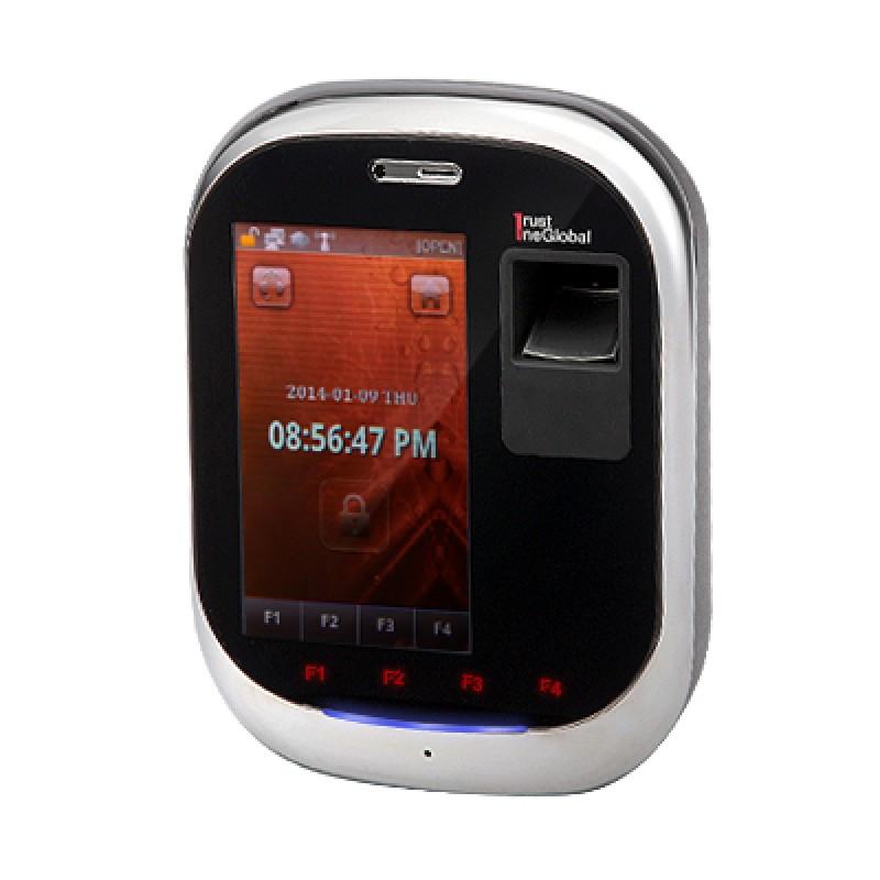 Trustone TSG-750 Touch Screen Fingerprint, RFID Card & WiFi