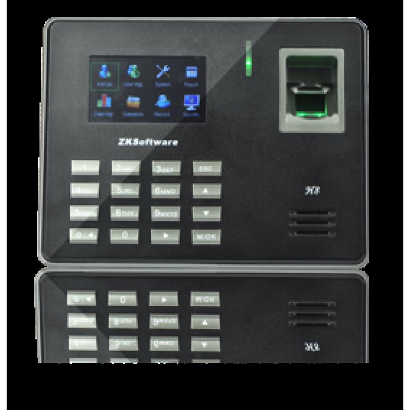 ZKTeco H8 Fingerprint Employee Time and Attendance Clock