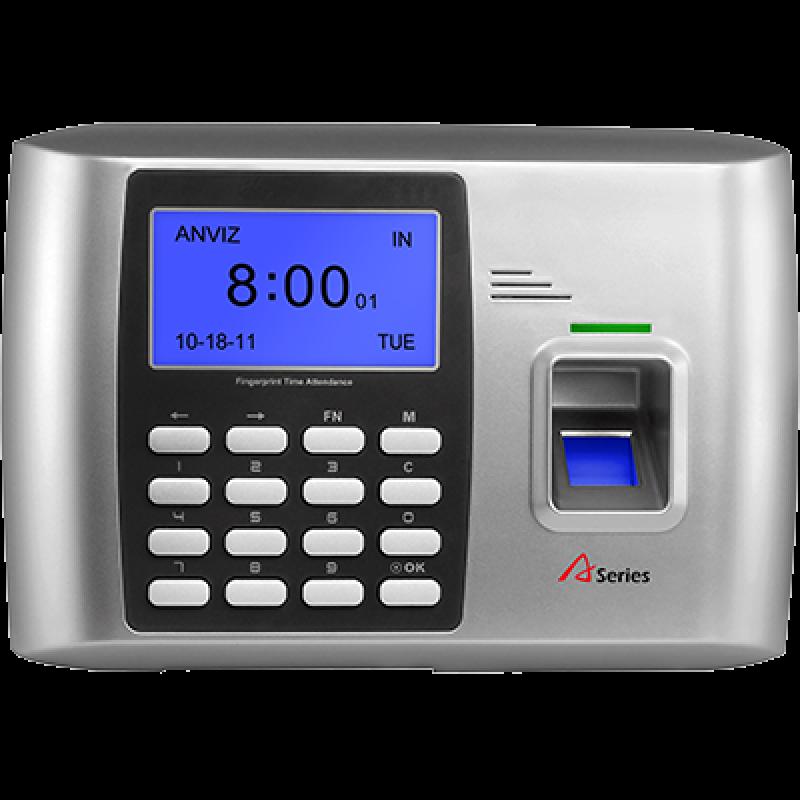 Anviz A300-ID Fingerprint & RFID Card Employee Time Clock