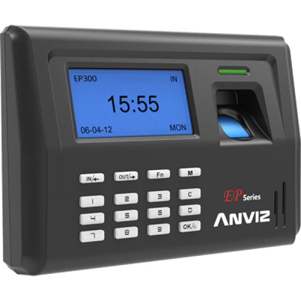 Anviz EP300 Fingerprint Employee Time Clock