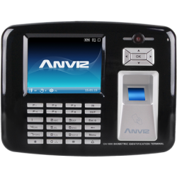 Anviz OA1000 Fingerprint & RFID Card Employee Time Clock
