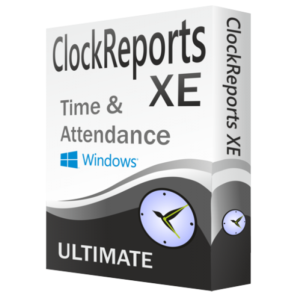 ClockReportsXE ULTIMATE Time & Attendance Software