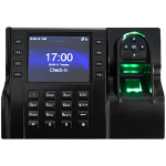 ZKTeco iClock560 Fingerprint | RFID | PoE | Employee Time and Attendance Clock