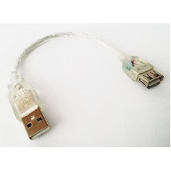 USB Flash Drive Extension Cable Socket