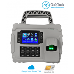 ZKTeco 922 GPRS/3G Fingerprint Employee Time and Attendance Clock